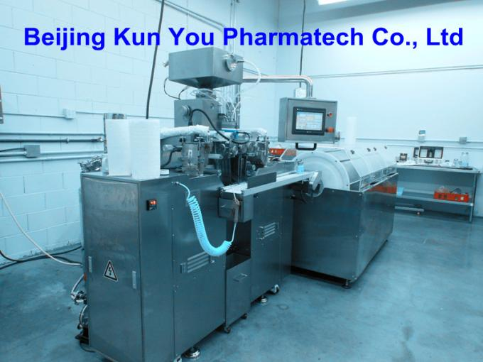 Kunyou Softgel Encapsulation Machine for pharcetucial and paintball use With PLC